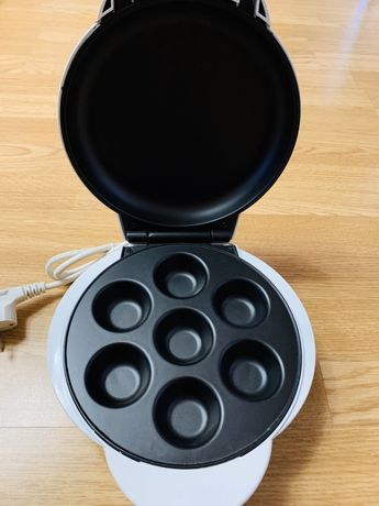 Muffin maker Tesco,електрический производитель кексов