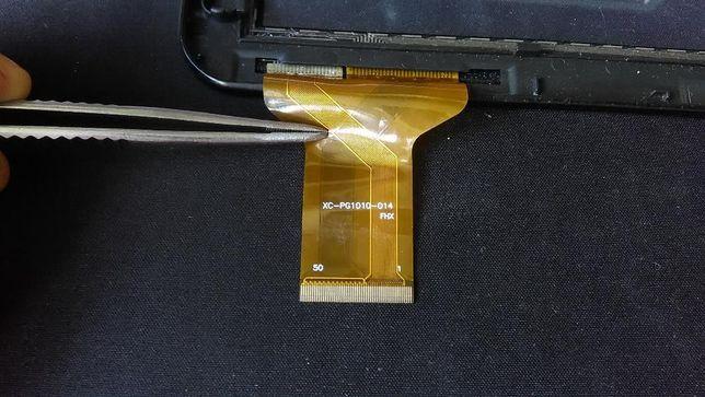 10 inch емкостный сенсорный экран и внешний экран