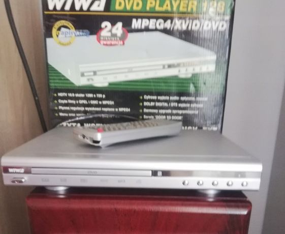 Odtwarzacz DVD WIWA 128.