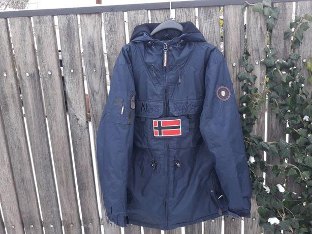 Курточка Парка Norway оригинал как Napapirji зимняя TNF XXL