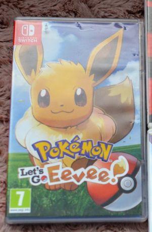 Pokemon let's go Eevee/ NINTENDO SWITCH