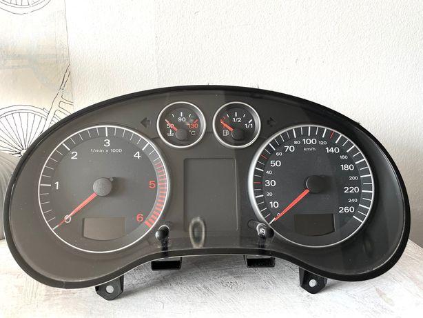Licznik Zegary Audi A3 8P
