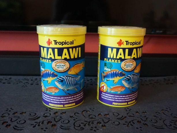 Pokarm Malawi  Flakes 1500 ml pyszczaki