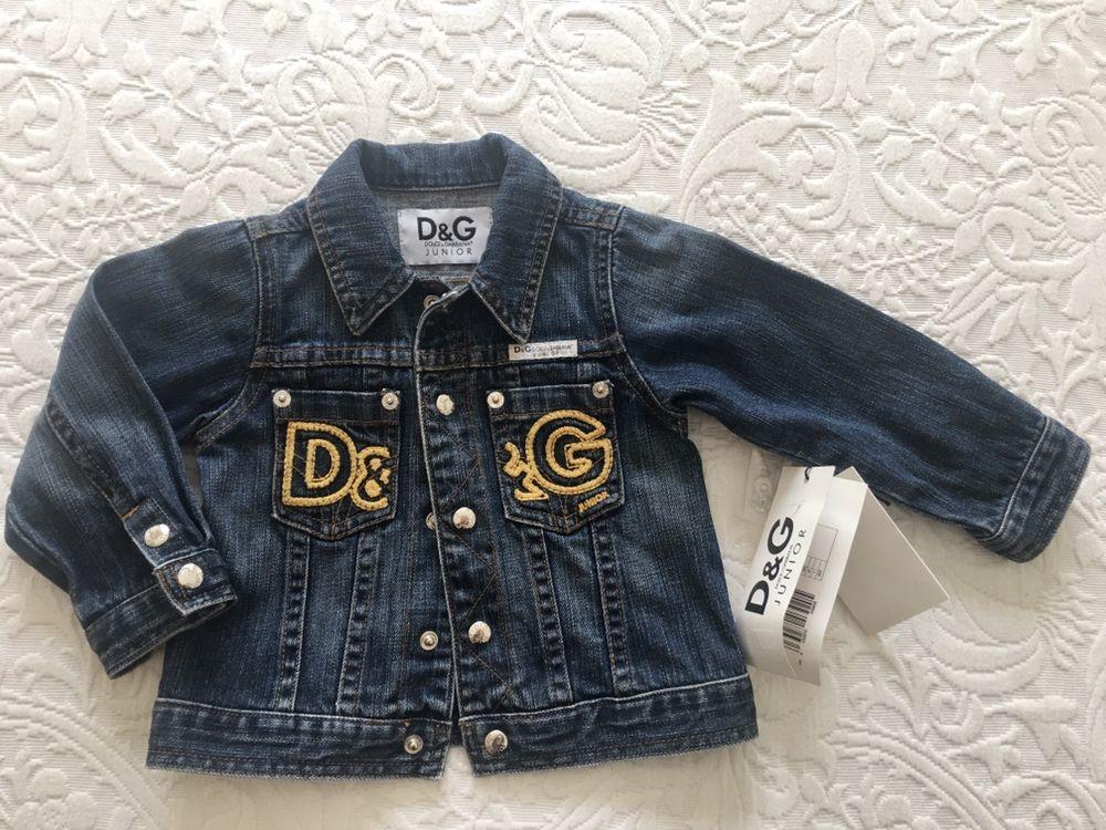 Blusão de ganga Dolce & Gabbana (9/12)