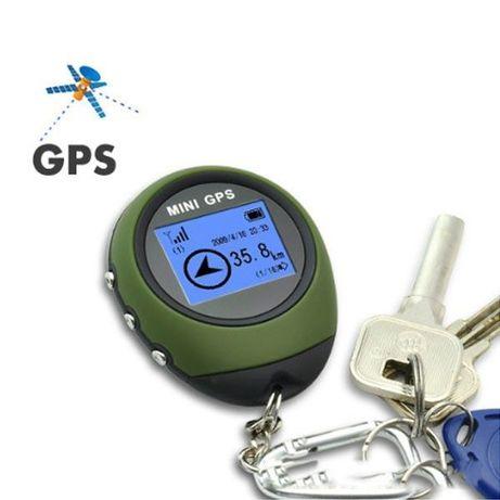 Мини GPS логгер PG-03 навигатор для рыбалки, охоты, туризма