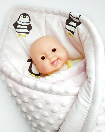 Пледи для новонароджених