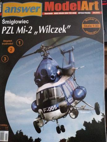 """Śmigłowiec PZL Mi-2 """"wilczek"""""""