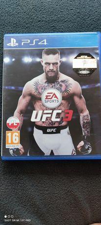 UFC 3 PlayStation 4 PS4 PL