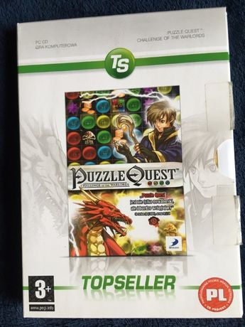 Puzzle Quest PC gra
