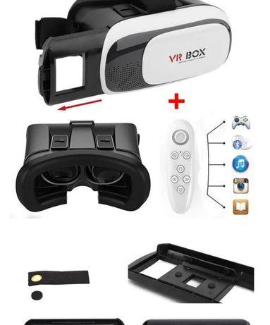 3д очки виртуальной реальности.VR - Box