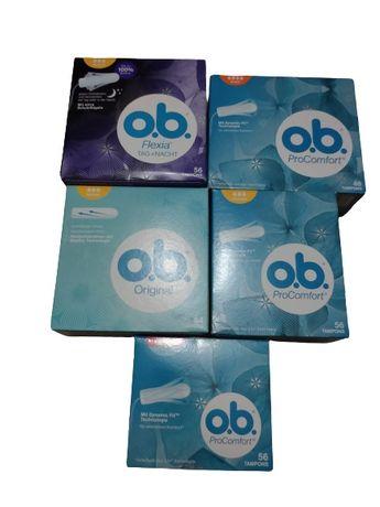 Tampony O.B Flexia ProComfort Orginal