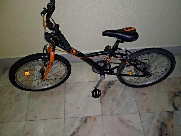 "Bicicleta B'Twin 20"" - Criança/ Menino"
