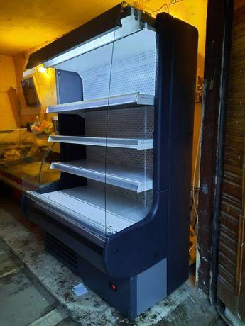 продам регал холодильный пристенный б/у