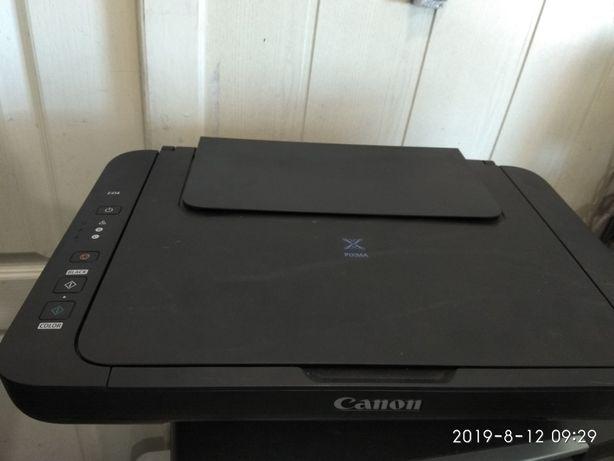 Мфу Canon e414