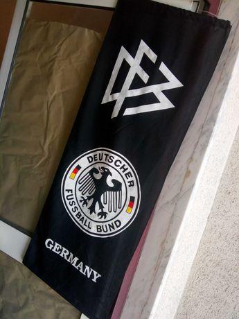 Bandeira alemã especial