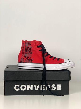 Кеды Converse Chuck Taylor All Star original 41.5 новые красные