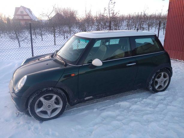 Mini Cooper 1.6 benzyna 116 PS.