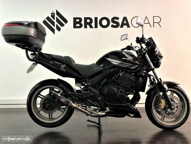 Honda CBF  N