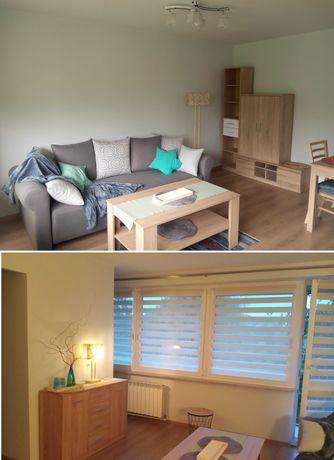 Nowe 2 pokojowe mieszkanie z balkonem, dostępne od zaraz