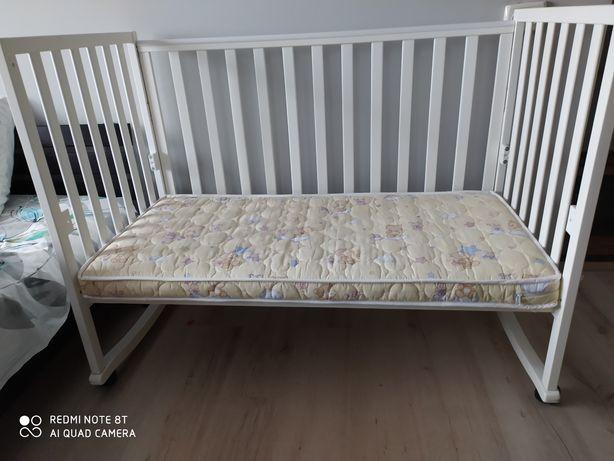 Продам дитяче ліжко з 0-3-х років