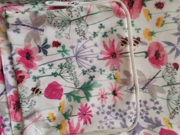 Plecak F&F wodoodporny, kwiaty