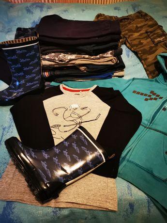 Ubrania i buty dla chłopca 104 110 REIMA Cocodrillo Kamik Kappahl