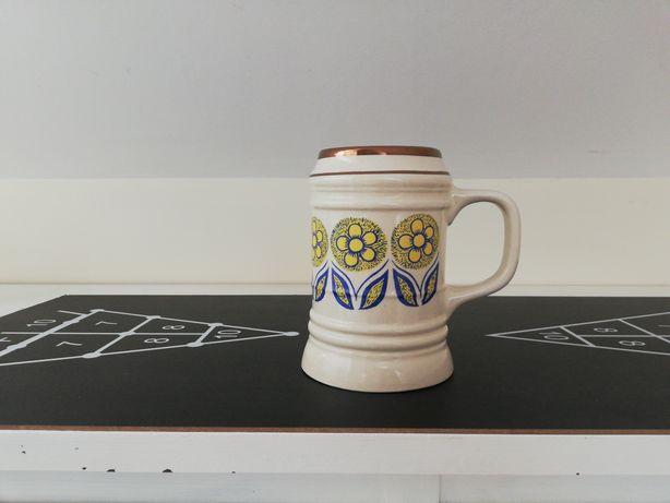 Kufel ceramiczny kolekcjonerski 0,5l do piwa