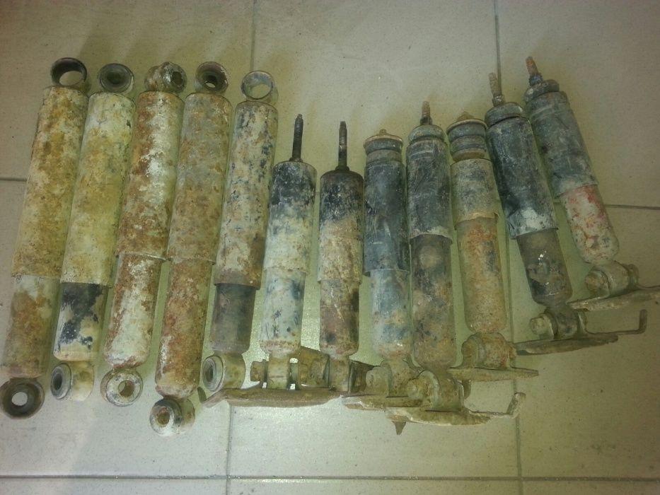 Продам амортизаторы на ваз цена 200 ру Донецк - изображение 1