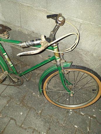 Bicicleta de criança antiga muito rara LRS