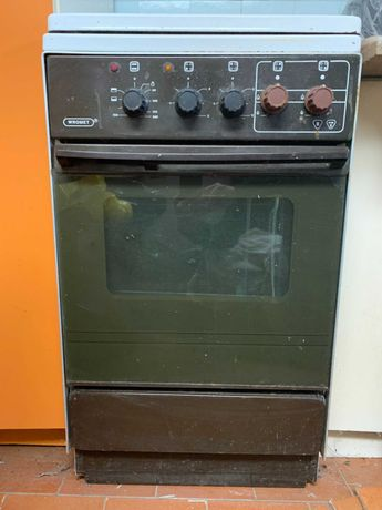 kuchenka gazowo-elektryczna Wromet