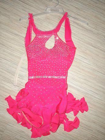 Sukienka do tańca salsa
