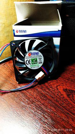 Кулер для корпуса TITAN TFD-6010 L 12 Z - 150 руб.