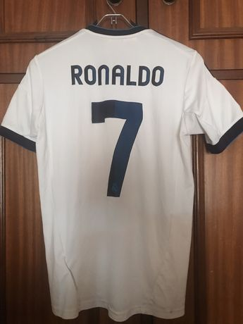 Camisola Oficial Real Madrid 12/13 - Cristiano Ronaldo