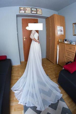 Suknia slubna Violi Piekut model Mabell