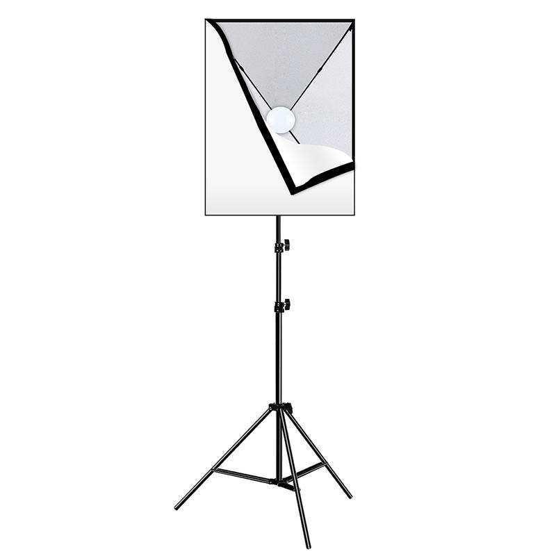 SoftBox - 50x70 - Com Tripé - 1 Lampada - Novo