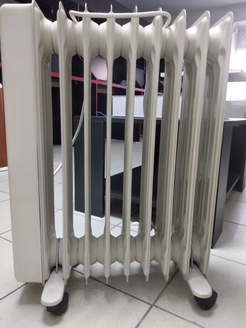 Батарея масляна з термостатом
