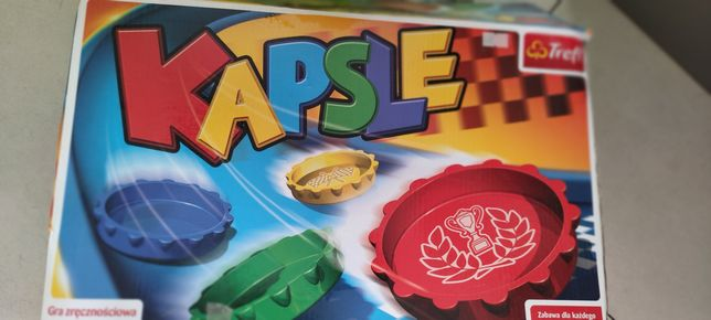 super Gra Kapsle