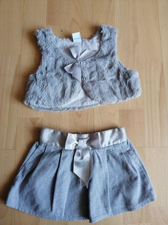 Ubranka dla dziewczynki na wagę Zara Next H&M