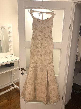 Свадебное платье Justin Alexander.