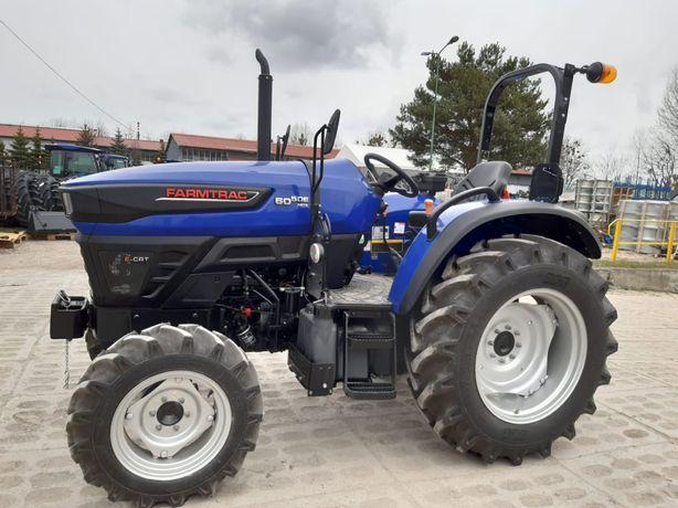 Farmtrac 6050 C PROMOCJA. Kredyt 3% Dotacja 60tyś