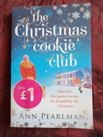 "Książka ""The Christmas cookie Club"""