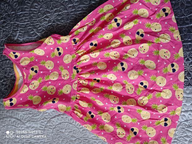 Śliczna sukienka F&F rozm. 104