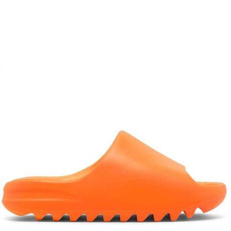 YEEZY Slide KANYE WEST Enflame Orange