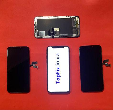 Экран снятый iPhone X Xs ОРИГИНАЛЬНЫЙ дисплей разборка модуль оригинал