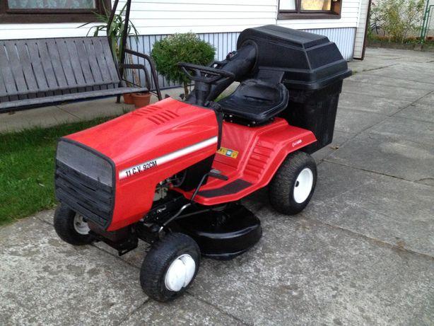 Traktorek-Kosiarka QUICKSHIFT 11KM B&S z koszem! - Strzyżów -