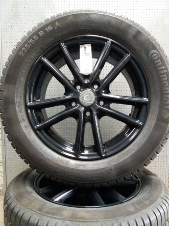 "Koła aluminiowe 16"" Mercedes Audi Vw Skoda Seat 5x112 zimowe"