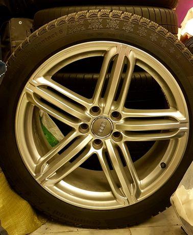 Диски Audi R19 с резиной