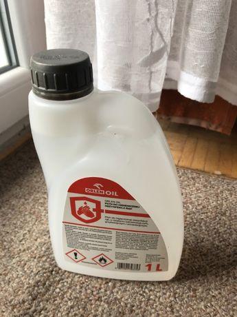 Płyn orlen 1l z zapasów domowych