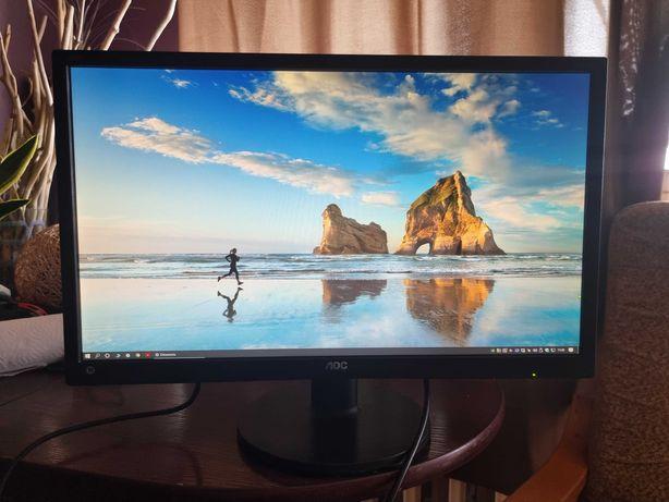 Monitor gamingowy 144 hz AOC G2460F - OKAZJA