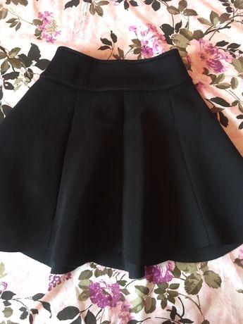 Черная юбка, школьная